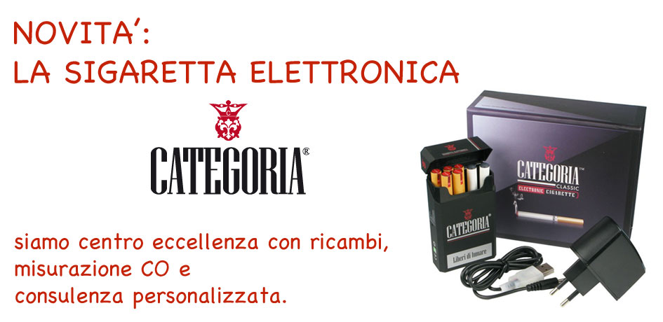 Sigarette elettroniche